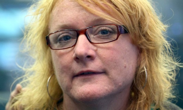 Singer Emily Saliers of the Indigo Girls is 53. (Getty Images: Neilson Barnard)
