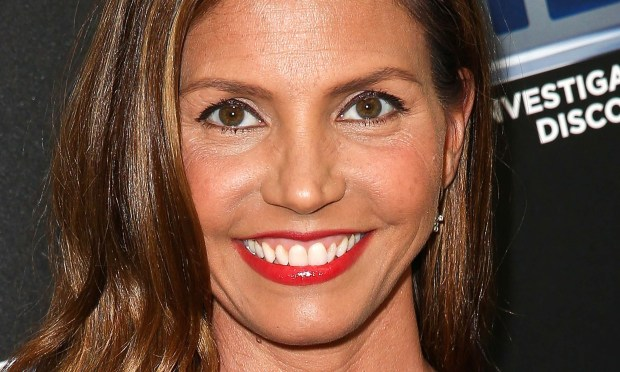 "Actress Charisma Carpenter — ""The Expendables,"" ""Buffy the Vampire Slayer,"" ""The Lying Game"" — is 46. (Getty Images: Imeh Akpanudosen)"