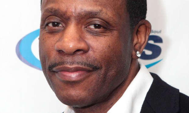 R&B and new jack swing singer Keith Sweat is 55. (Associated Press: Owen Sweeney)