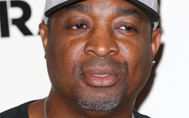 Rock and Roll Hall of Fame rapper Chuck D of Public Enemy is 56. (Getty Images: Tim Whitby)
