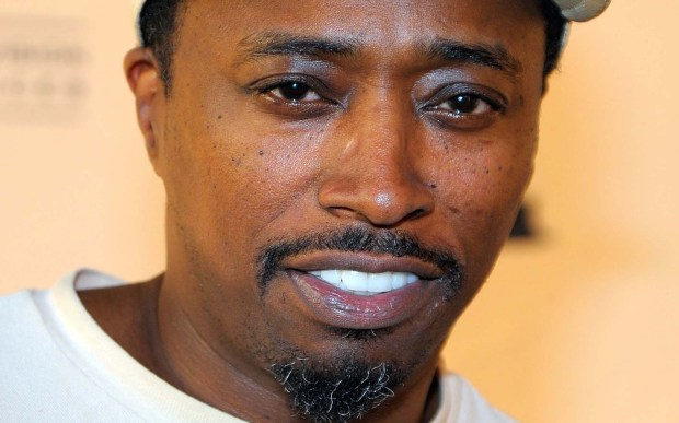 """Actor-comedian Eddie Griffin of """"Malcolm and Eddie"""" is 48. (Getty Images: Charley Gallay)"""