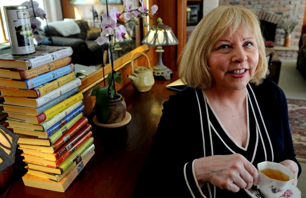 Gerry Schmitt, who writes under the pen name Laura Childs, has a new series under her own name. (Pioneer Press file photo: Jean Pieri)