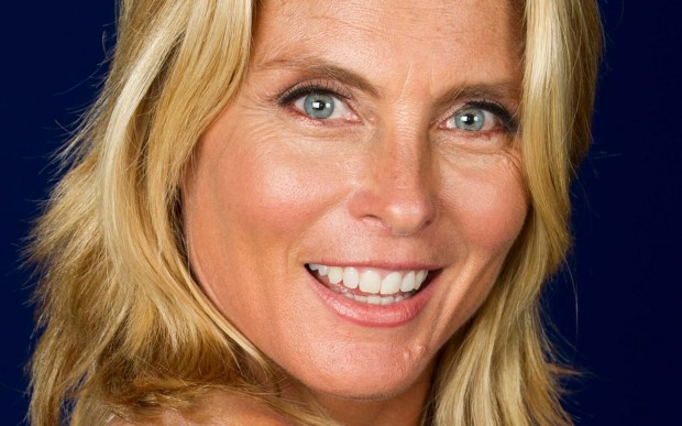 Model Kim Alexis is 56. (Associated Press: Charles Sykes)