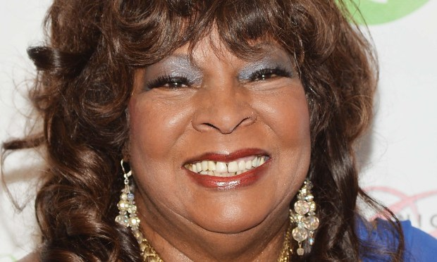 There'll be Dancing in the Street for singer Martha Reeves, of Martha and the Vandellas, who is 75. (Getty Images: Mike Coppola)