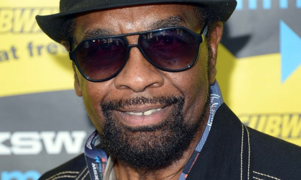 Singer William Bell is 77. (Getty Images: Michael Loccisano)
