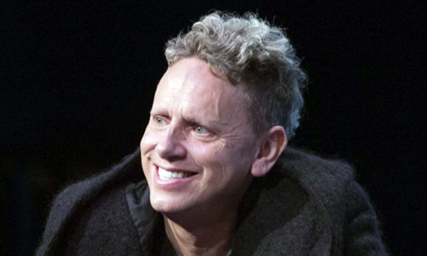 People are people, and songwriter-guitarist Martin Gore of Depeche Mode is 55. (Getty Images: Miguel Medina)