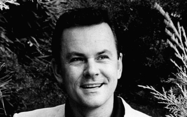 "Bob Crane, star of the madcap 1960s World War II prison-camp sitcom ""Hogan's Heroes,"" was born on this date in 1928. His 1978 murder is unsolved -- and makes for pretty good gossip. Yes, google it up. (Associated Press file photo)"