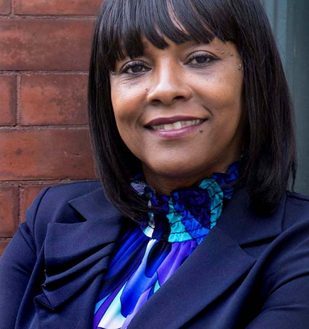 Undated courtesy photo, circa July 2016, of Minnesota state representative Rena Moran, DFL- St. Paul. Moran, Minnesota's only black state representative, is being challenged by Black Lives Mattter's Rashad Turner in the Aug. 9, 2016 primary for her House District 65A seat. Photo courtesy of the candidate.
