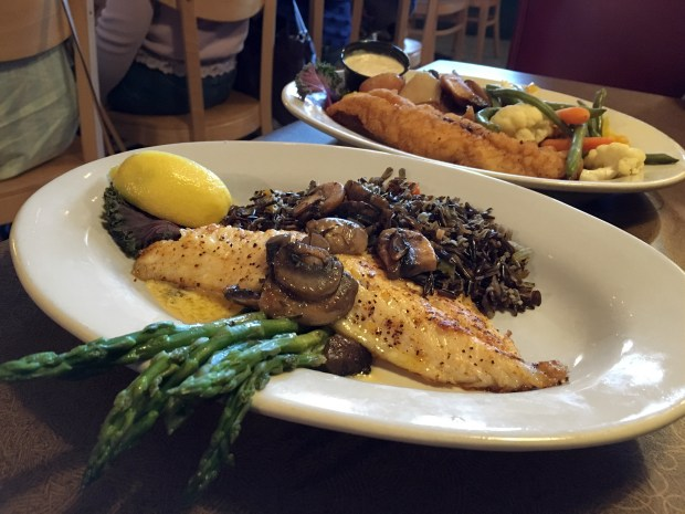 July 8, 2016 photo of Northwoods Walleye at Tavern on Grand in St. Paul. (Pioneer Press: Jessica Fleming)