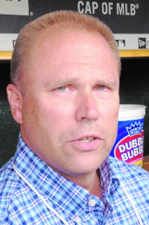 Minnesota Twins' interim general manager Rob Antony