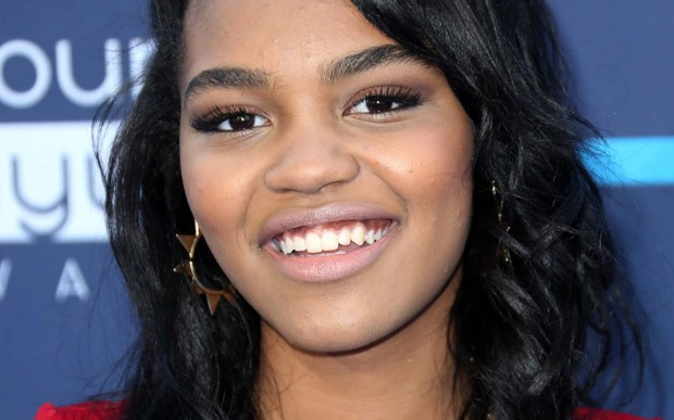 """Actress China Anne McClain of """"A.N.T. Farm"""" and """"House of Payne"""" is 18. Getty Images: Frederick M. Brown)"""