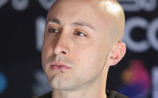 Guitarist Jeff Stinco of Simple Plan is 38. (Getty Images: Victor Chavez)