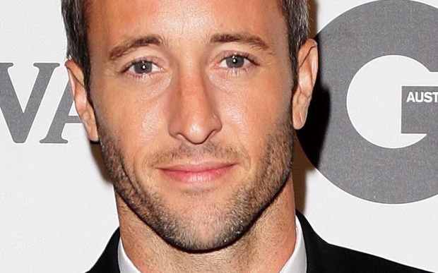 """Actor Alex O'Loughlin of """"Hawaii Five-0"""" is 40. (Getty Images: Lisa Maree Williams)"""