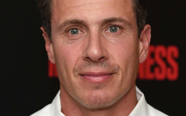 "Christopher Charles ""Chris"" Cuomo, a television journalist at CNN is 46. (Getty Images: Dimitrios Kambouris)"