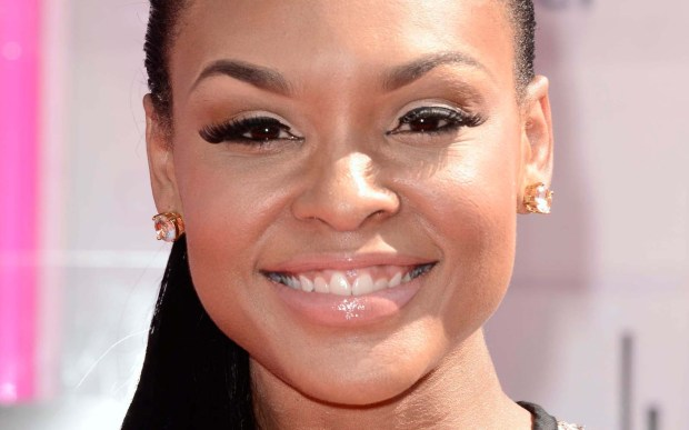 "Actress Demetria McKinney of ""House of Payne"" is 37. (Associated Press: Dan Steinberg)"