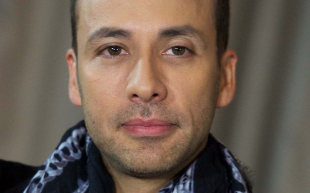 Singer Howie Dorough of the Backstreet Boys is 43. (Getty Images: Carlos Alvarez)
