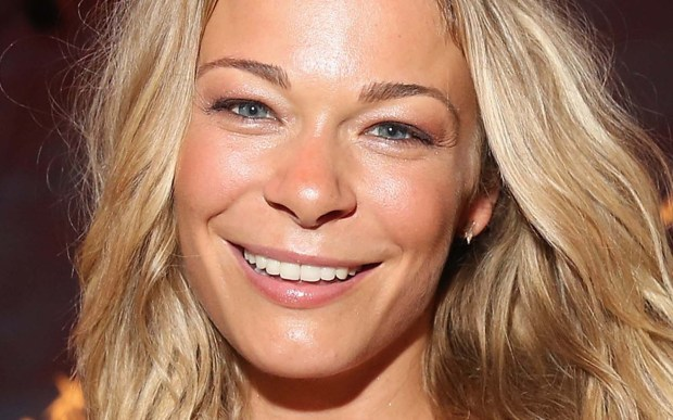 "Country singer Leann Rimes is 34. Her first hit, ""Blue,"" was more than half her lifetime ago — at age 13. (Getty Images: Aaron Davidson)"