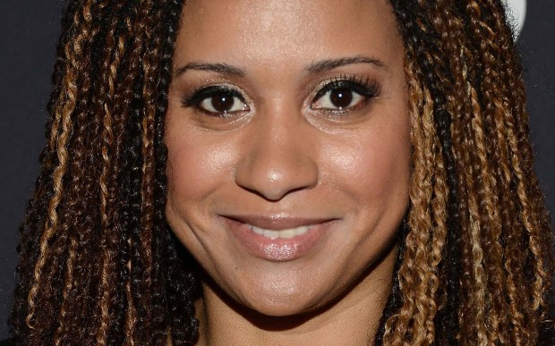 "Actress Tracie Thoms -- "" Looper,"" ""The Devil Wears Prada"" -- is 41. (Getty Images: Araya Diaz)"