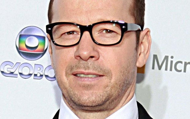 Singer Donnie Wahlberg of New Kids on the Block is 47. (Getty Images: Robin Marchant)