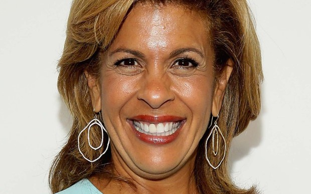 Hoda Kotb is an Egyptian-American television news anchor and TV host known as the co-host of Today's Talk the fourth hour with Kathie Lee Gifford. She is 52. (Getty Images: Neilson Barnard)