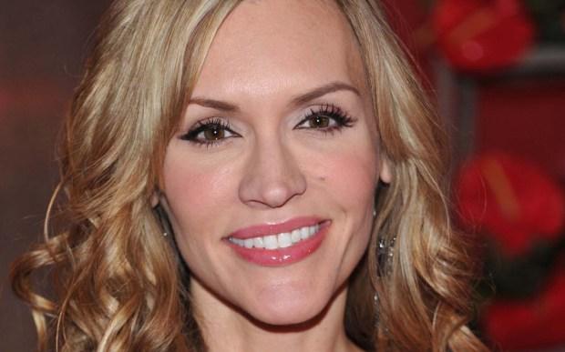 Country singer Jennifer Hanson is 43. (Associated Press: Evan Agostini)