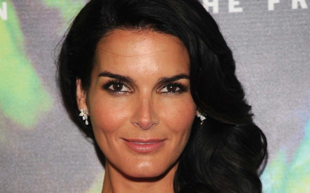 "Actress Angie Harmon — ""Law and Order,"" and now ""Rizzoli and Isles"" is 44. (Getty Images: Bryan Bedder)"
