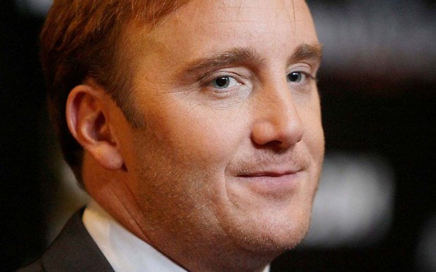 """Saturday Night Live"" player Jay Mohr is 46. (Associated Press: Isaac Brekken)"