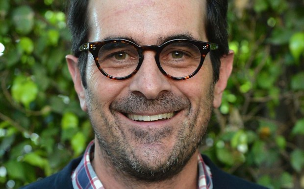 "Actor Ty Burrell of ""Modern Family"" is 49. (Getty Images: Alberto E. Rodriguez)"