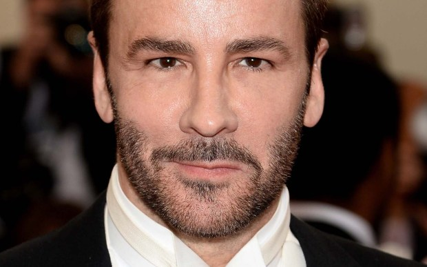 """Fashion designer Tom Ford broke into film in 2009 when he directed the fashionable and Oscar-nominated """"A Single Man."""" He's 55. And no relation to Colt Ford. (Getty Images: Dimitrios Kambouris)"""
