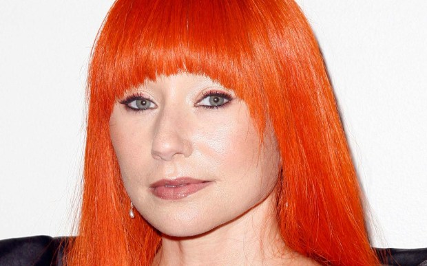Pop singer and classically trained musician and mezzo-soprano Tori Amos is 53. (Associated Press: Mark Davis)
