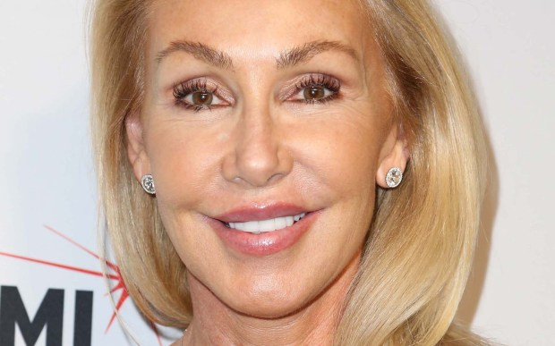 Singer Linda Thompson is 67 and keeping Botox in business. (Getty Images: Chelsea Lauren)