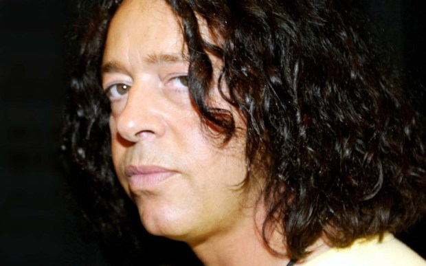 Singer Roland Orzabal of Tears for Fears is 55. (Getty Images: Carlo Allegri)