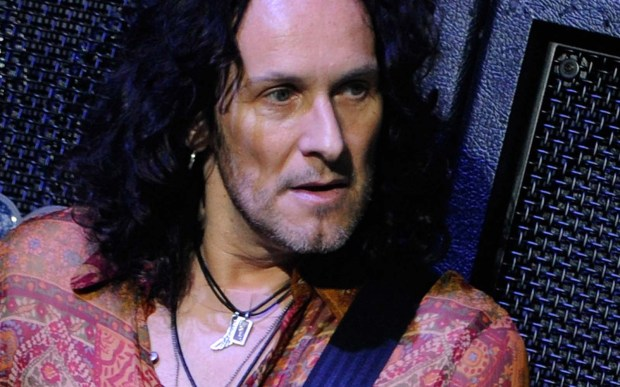 Def Leppard guitarist Vivian Campbell is 54. (Getty Images: David Becker)