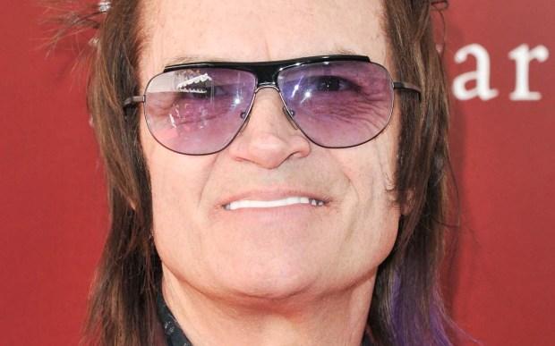 Singer Glenn Hughes (Deep Purple, Black Sabbath) is 64. (Associated Press: Richard Shotwell)