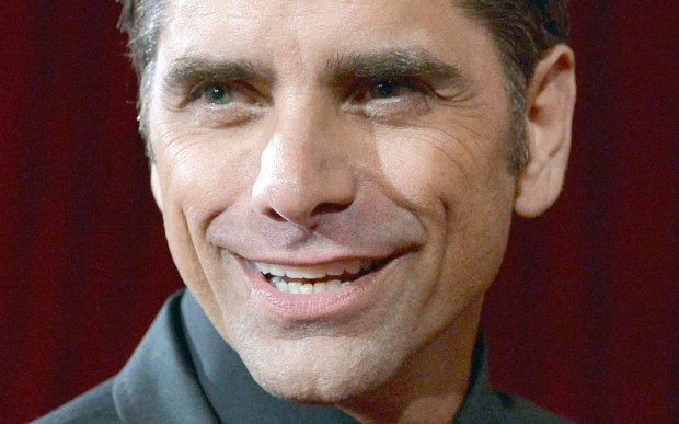 "Actor John Stamos -- of ""Full House,"" and now ""Fuller House"" -- is 53. (Getty Images: Frazer Harrison)"