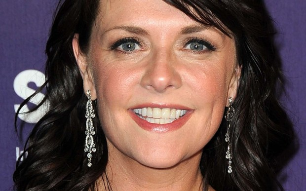 "Actress Amanda Tapping of ""Stargate"" and"" Sanctuary"" is 51. (Getty Images: Frazer Harrison)"