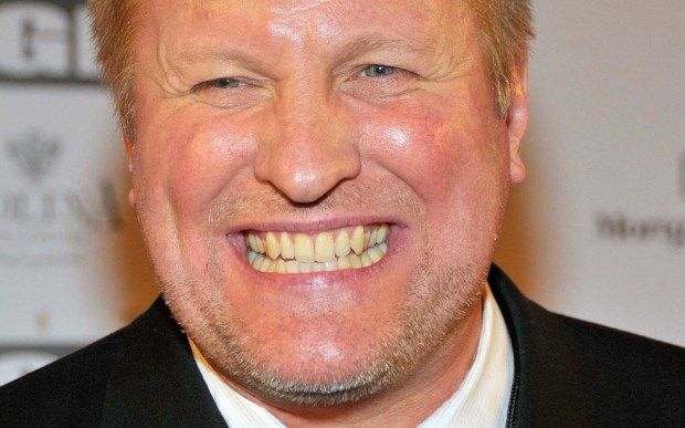 Country singer-songwriter Collin Raye is 56. (Getty Images: Charley Gallay)