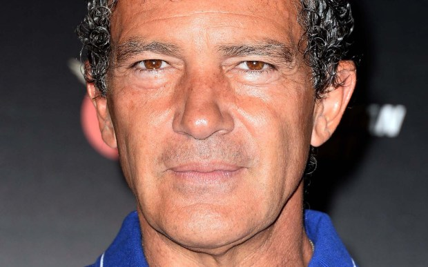 "Actor Antonio Banderas -- ""The Mask of Zorro,"" ""Puss in Boots,"" ""Shrek"" -- is 56. The former Mr. Melanie Griffith will portray Pablo Picasso in the 2015 film ""33 días."" (Getty Images: Pascal Le Segretain)"