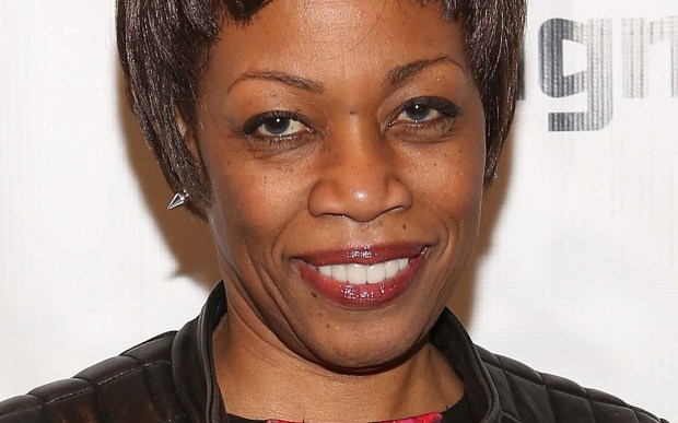 "Actress Regina Taylor -- ""The Unit,"" ""I'll Fly Away"" -- is 56. (Getty Images: Robin Marchant)"
