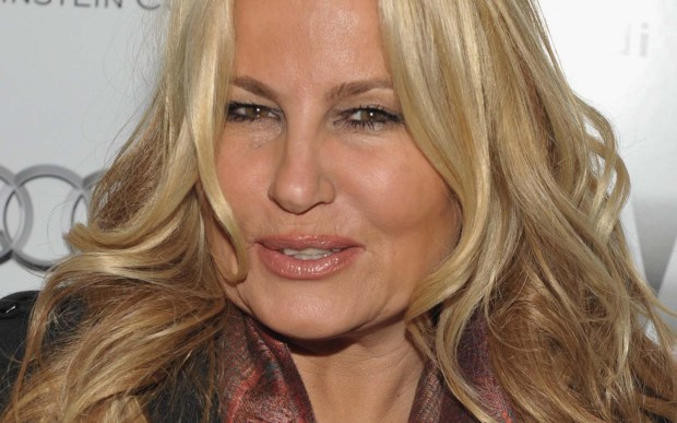 Comic actress Jennifer Coolidge, a regular in Christopher Guest's mockumentary films and an alumna of L.A.'s The Groundlings improv group, is 55. (Getty Images: John Shearer)