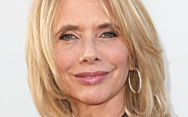"Actress Rosanna Arquette of ""Ray Donovan"" and ""Desperately Seeking Susan"" is 57. (Getty Images: Frederick M. Brown)"