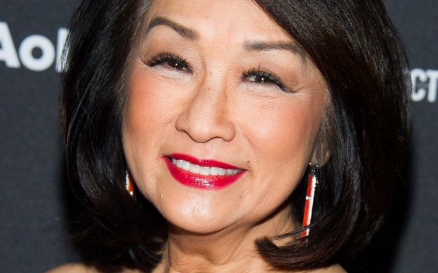 TV journalist Connie Chung, who's married to Maury Povich, is 70. (Associated Press: Charles Sykes)