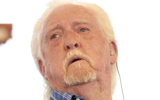 Bluegrass singer-banjo player J.D. Crowe is 79. (Getty Images: Karl Walter)