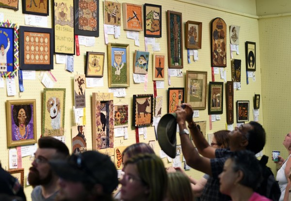 Prince Crop Art Trumps Donald Mn State Fair