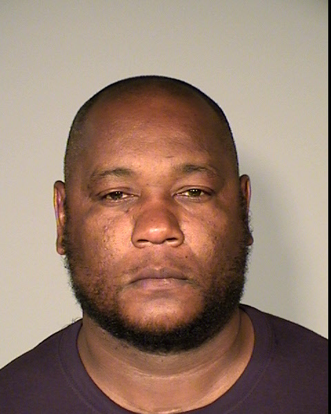 Frankie Edward Adams, 42, was charged Tuesday, Aug. 9, 2016 with illegally possessing a gun, despite former felony convictions, in connection with the Aug. 8 St. Paul theft of a Cadillac. Photo courtesy of the Ramsey County Sheriff's Office.