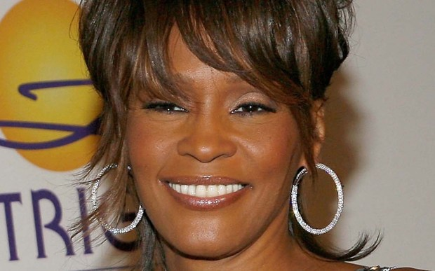 Whitney Elizabeth Houston was born on this day August 9, 1963. She died at the age of 48 on February 11, 2012. (Getty Images: Vince Bucci)