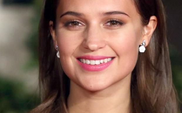 "Actress Alicia Vikander of ""Anna Karenina"" and ""A Royal Affair"" is 28. (Getty Images: Chris Jackson)"