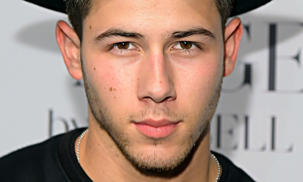 Nick Jonas of the singing Jonas Brothers is 24. (Getty Images: Michael Loccisano)