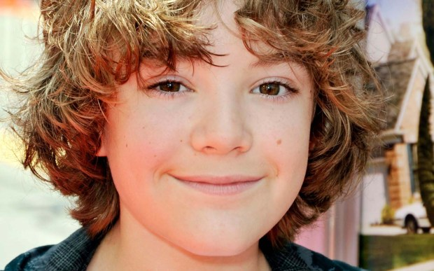 """Actor Trevor Gagnon, of """"The New Adventures of Old Christine,"""" is 21. But not in this 2009 picture. (Getty Images: Kevin Winter)"""