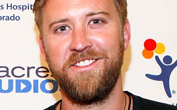 Singer Charles Kelley of Lady Antebellum is 35. (Getty Images: Jason Bahr)
